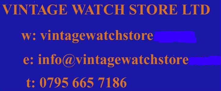 TheVintageWatchStore